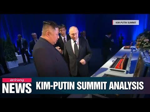 Kim-Putin summit analysis