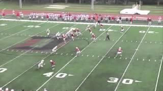 Phede Celestin OT Highlights 2013-2014 Season, Marist College Football