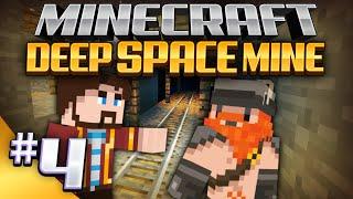 Minecraft - Deep Space Mine 4 - Miner