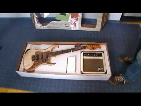 AXL BADWATER GUITAR PACK (AS820KITWO) TEST - By GearTestUa