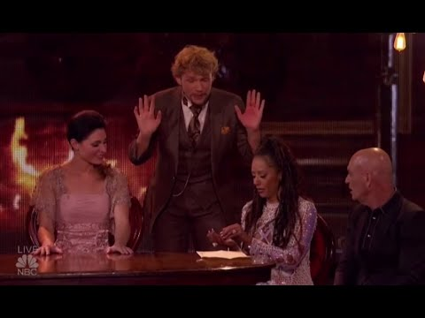 The Clairvoyants: Ghostly, Spooky, Mind Reading Act | Semi-finals (FULL) | America's Got Talent 2016