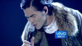 江苏卫视2012跨年演唱会-萧敬腾-《王妃》、《原谅我》-HD