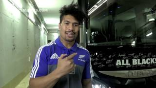 EXCLUSIVE: Go inside the All Blacks bus