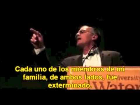 Joven Judia Ataca Al Dr. Finkelstein Justificando Acciones De Israel Contra Palestina,DURA RESPUESTA