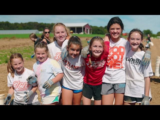 2021 FCA Lacrosse Service Day