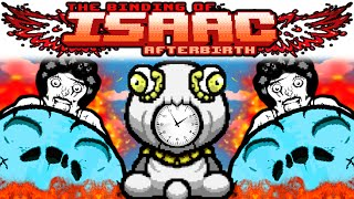 The Binding of Isaac AFTERBIRTH: THE KEEPER'S RUSH TO HUSH