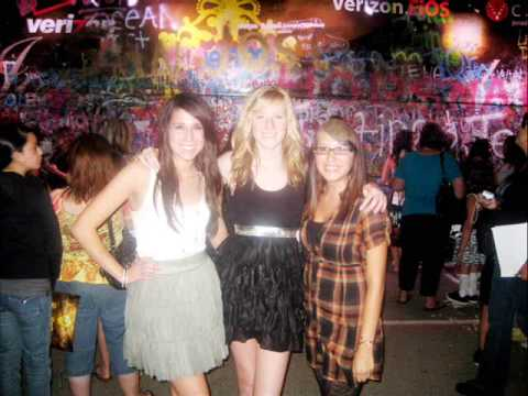 Our Jonas Brother Adventure in Fresno Aug 5th 2009!
