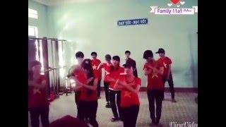 MV Quê Hương Việt Nam Family 11a1// Nguyễn Xuân Huy