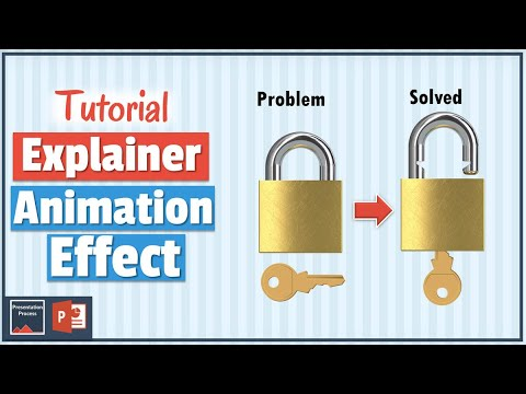 Explainer Animation Effect in PowerPoint | Microsoft Home