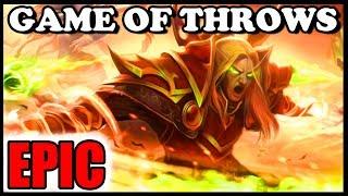 "Grubby | ""Game of Throws"" [EPIC] | Warcraft 3 | HU vs NE | Echo Isles"