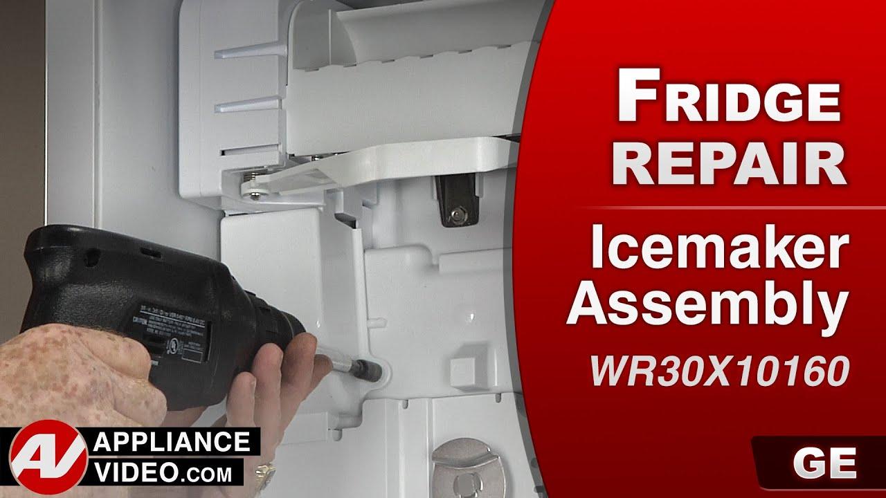 GE Refrigerator Refrigerator Ice Maker Repair
