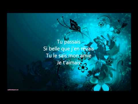 Zaz - Belle (Lyrics / Paroles)