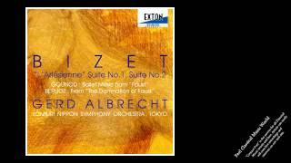 Gerd Albrecht / Bizet: L' Arlesienne Suites