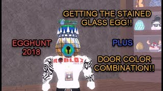 Roblox Egg Hunt 2018: How to get the Stained Glass Egg