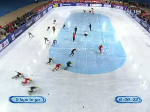 American men win skating relay from Universal Sports
