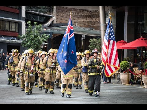 LIVE STREAM: 9/11 Memorial Sky Tower Stair Climb