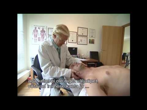 CHIROPRACTIC FRAUDS EXPOSED IN ESTONIA with DR. ALLAN AUSTIN OOLO on REPORTER TV SHOW