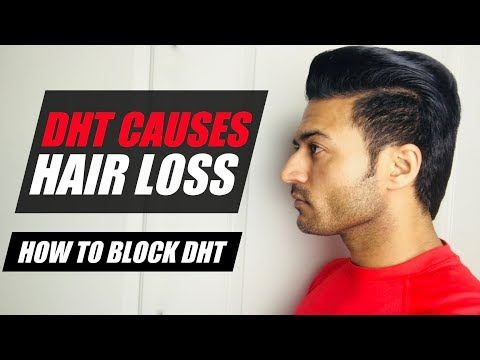 Excess DHT causes HAIR LOSS | How to Block DHT | Full info by Guru Mann
