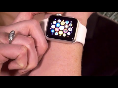 We're not there yet: Travelling with the Apple Watch