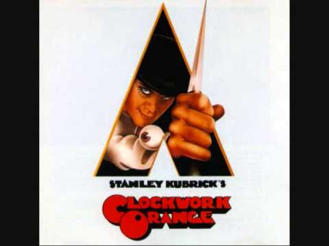 10. Overture To The Sun - A Clockwork Orange soundtrack