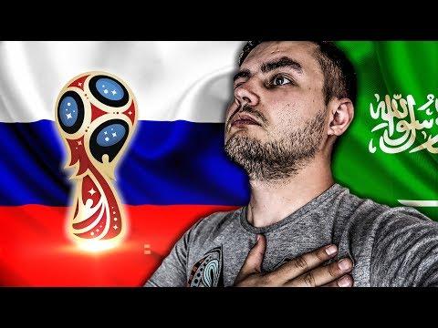 РОССИЯ САУДОВСКАЯ АРАВИЯ 5:0!!!! FIFA 18 WORLD CUP UT ЧЕМПИОНАТ МИРА ПО ФУТБОЛУ 2018 ПРОГНОЗ + ОБЗОР