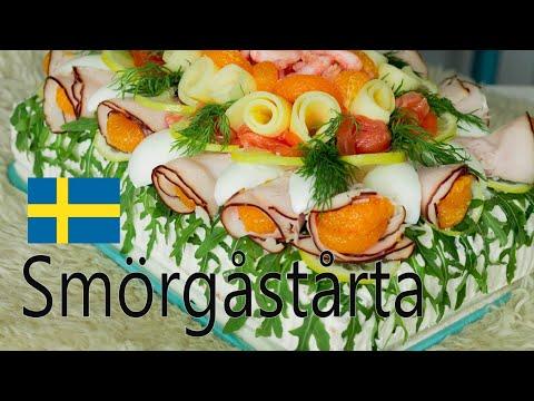 🔴LIVE NOW : How to make #Swedish #sandwich #cake #Smörgåstårta
