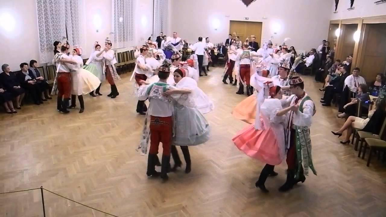 Stará Břeclav - Krojový ples 2015 - Česká beseda