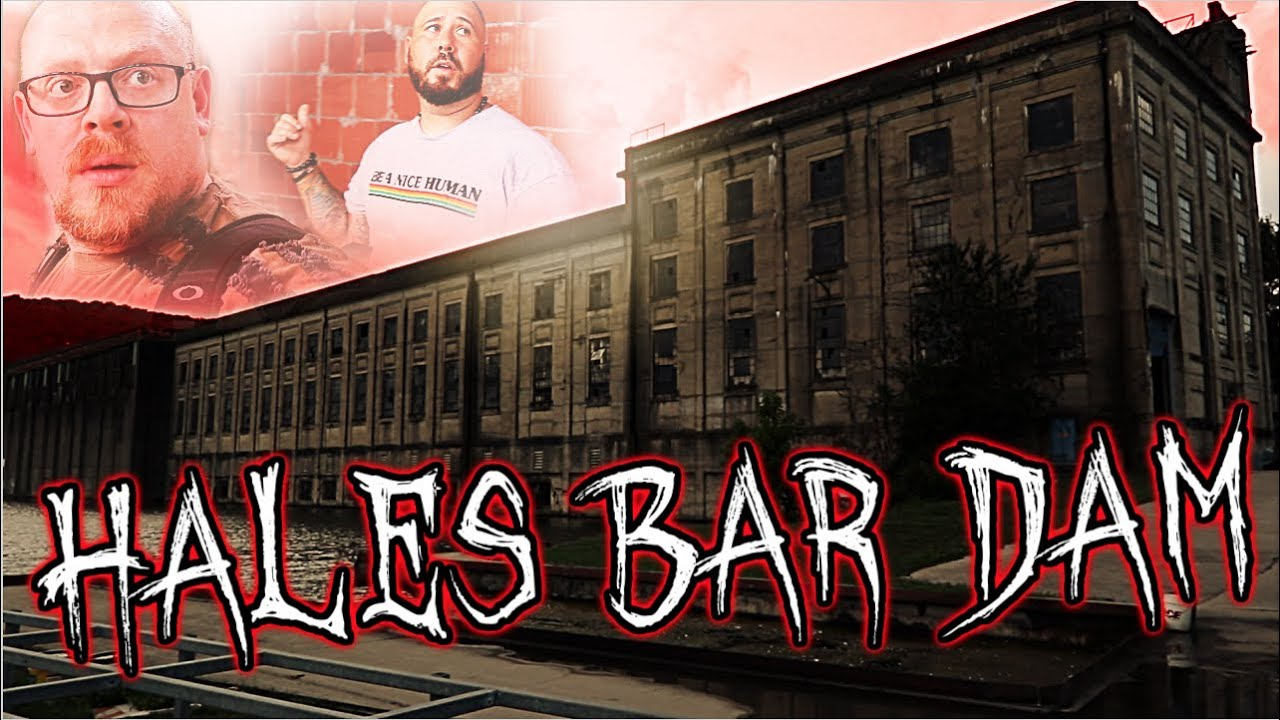 WARNING Poltergeist Activity Inside HALES BAR DAM is Hauntingly Scary!