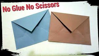 Easy Envelope Making |लिफाफा बनाना |Origami Envelope| DIY Crafts| Paper Crafts