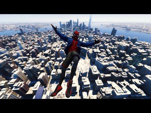 Spider-Man Miles Morales - Stylish Free Roam Web Swinging & Epic Combat Gameplay