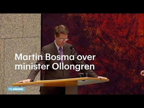 PVV'er Bosma wil minister Ollongren in de cel - RTL NIEUWS
