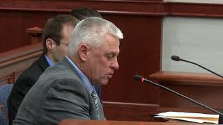 Sen. Bumstead testifies in support of Senate Bill 711