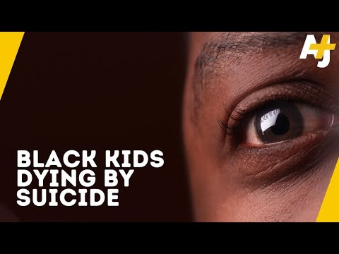 Black Kids Are Twice As Likely To Die By Suicide Than White Kids