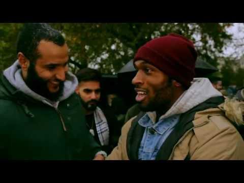 """The Trinity is logically incoherent""  [Full debate] ~ Josh vs Hijab   Speakers Corner"