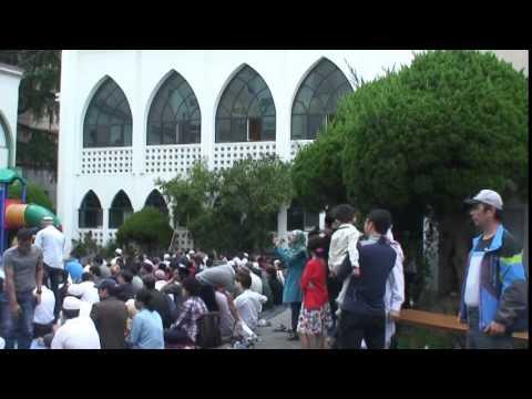 Idul Adha 1435H Masjid Alfatah Busan Korea.         by. Namja Ir