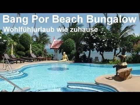 Bang Por Beach Bungalow – Wohlfühlurlaub wie zuhause ganzjährig auf Koh Samui