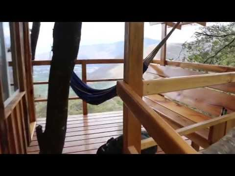 Visit to Earth Lodge, Antigua, Guatemala