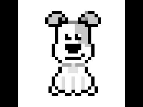 Chien Pixel Art Youtube