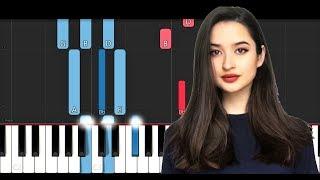 Stephanie Poetri  - I Love You 3000 (Piano Tutorial)