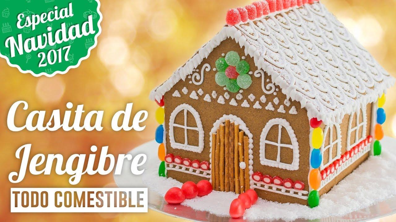 Casita de galletas de jengibre especial navidad quiero - Casa de jengibre ikea ...