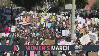 Metro Braces For Hundreds Of Thousands Of Riders For LA Women's March