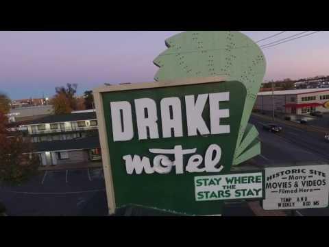 DSG 50 Daily Spa Guy Visits Grave of Eddie Rabbitt and The Drake Motel