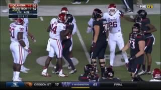 10/22/16 Patrick Mahomes' 734 Passing, 819 Total Yards vs. OU -- NCAA Single-Game Records thumbnail