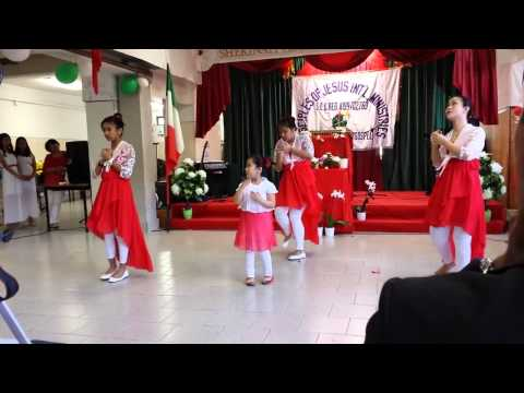 The God I Know - (Interpretative Dance by Disciples of Jesus DJIM)