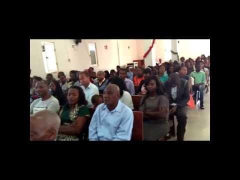 Angola Trip 2015 Visiting Churches Joe and Ana
