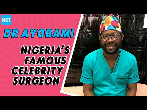 Exlusive: Inside the world of Dr Grandville, Nigeria's Famous Celebrity Surgeon