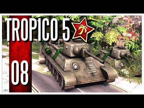 Tropico 5 - Ep.08 : INVASION!