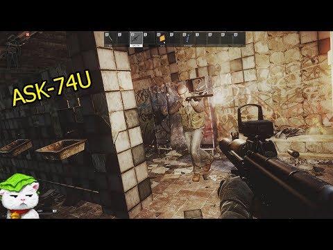 Escape From Tarkov : โลนวูล์ฟกับ AKS-74u