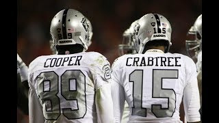 Fantasy Fullback Dive - Fantasy Football Podcast - Amari Cooper & Michael Crabtree