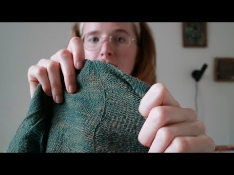 """The Knitting Pace Podcast Ep. 19: """"Big knitting news at the end"""""""